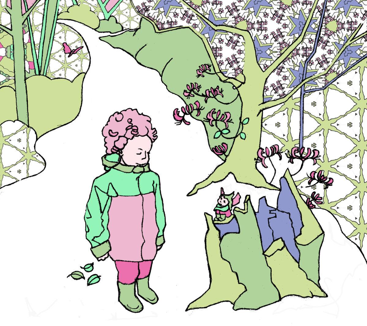 Amélie i skogen 2 – älvan